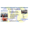 IVTA  INTERNATIONAAL VOLLEYBALTOERNOOI ALVOCO.