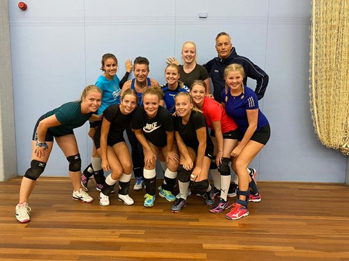 trainingsgroep dames 4 en 5